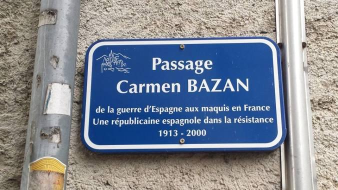 Carmen Bazan