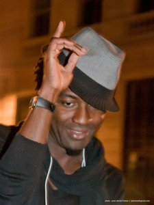 Capitaine Alexandre - Marc Alexandre Oho Bambé
