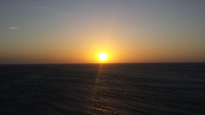 Jericoacoara Coucher de soleil