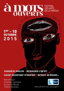 A mots ouverts Anglet 2015