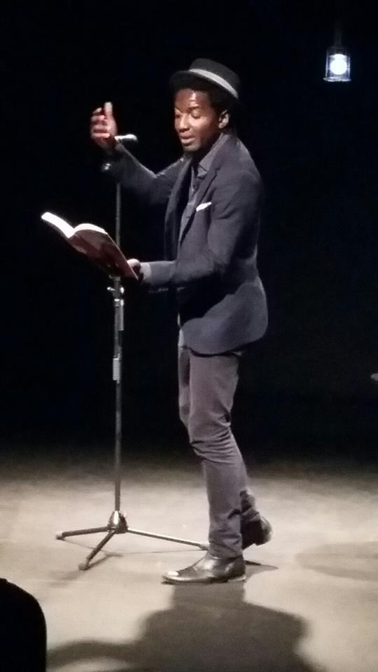 Marc Alexandre Oho Bambé Salon du Livre sur les Quais 4