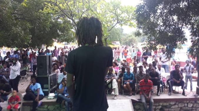 Haiti-lectures