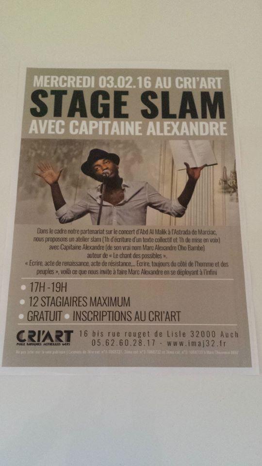 Stage Slam