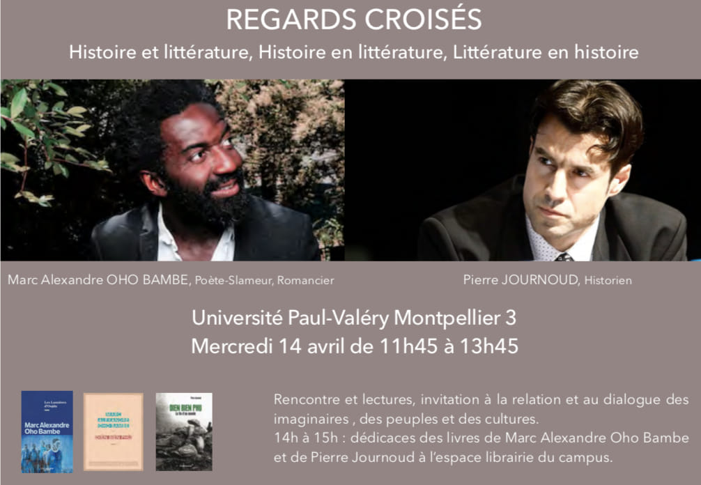 Conf'errance à l'université Paul Valéry Montpellier 3