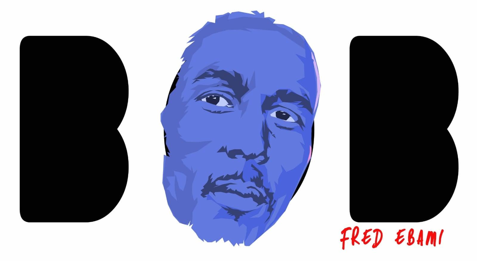 Bob Marley by Fred Ebami